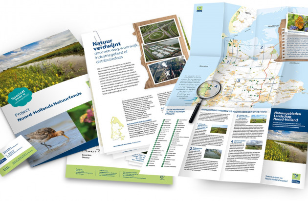 Projectmap Noord-Hollands Natuurfonds