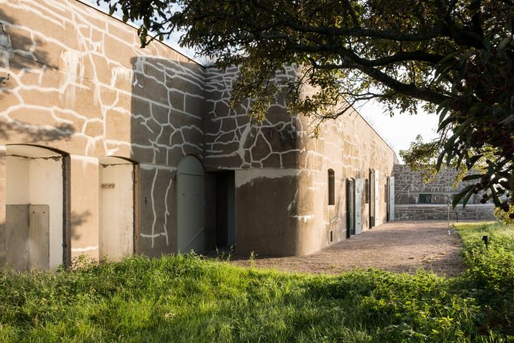 UNESCO Werelderfgoed Fort K'IJK