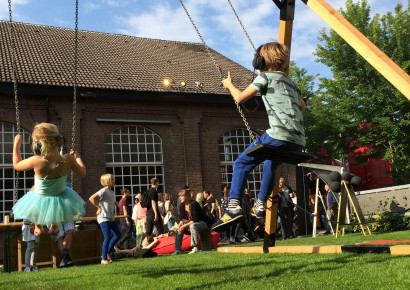 Silent Swing / Ludus Outdoor