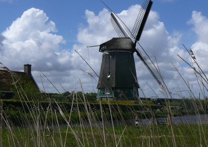 Twiske molen in 2012